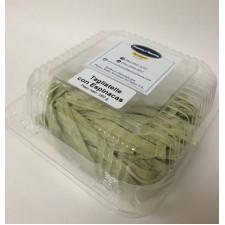 Pasta Fresca-Tagiiatelle con Espinacas