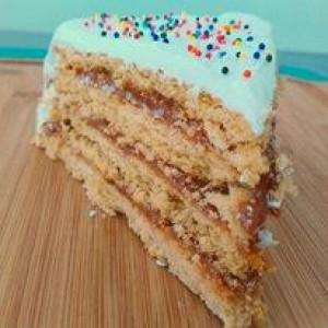 Torta Chilena-Sin Glutén