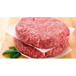 Tortas de Carne para Hamburguesa Grande ( 2 unidades)