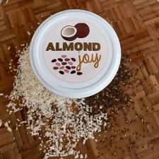 Mantequilla de Almendra-Coco-Chia