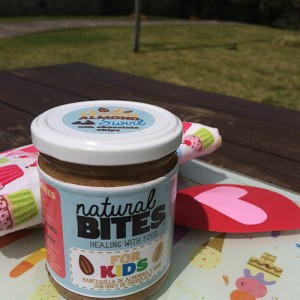 Mantequilla Kids Butter (maní, almendra y chocolate)
