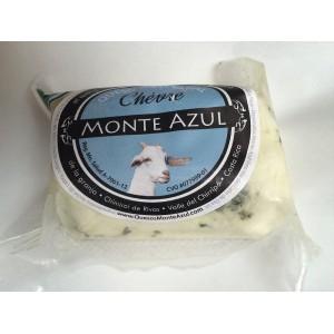 Queso Chevre (Leche Cruda de Cabra)-con Albahaca