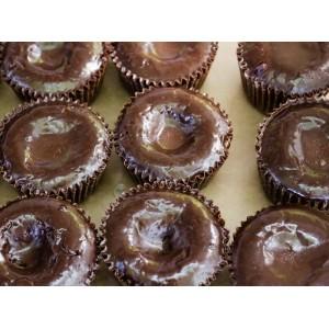 Cupcakes de Chocolate-Cumpanis