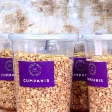 Granola de especies frescas-Cumpanis