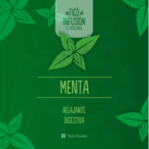 Té Artesanal-Menta