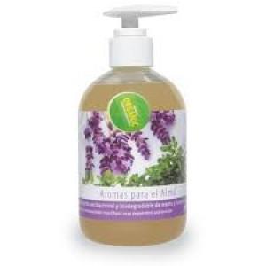 Jabón Liquido (Menta y Lavanda) Orgánico