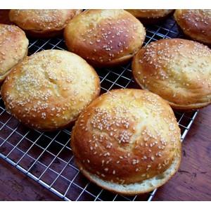 Pan de Hamburguesa-Sin Gluten