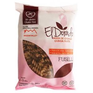 Pasta de Quinoa Orgánica Fusilli