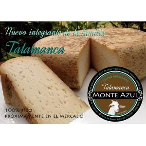 Queso Talamanca (Leche cruda de cabra)