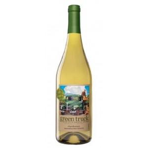 Vino Blanco  Orgánico-Chardonay 2013 (Green Truck)