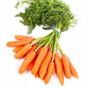 Mini Zanahoria Orgánica