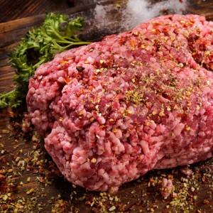 Carne Molida de Cordero 1/2 kilo