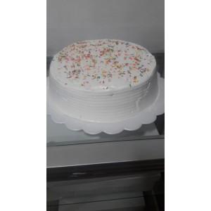 Torta Chilena casera recien hecha