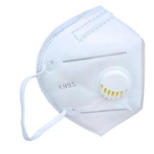 Mascarilla KN95 con filtro