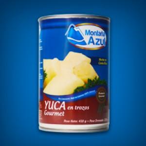 Yuca (enlatada)