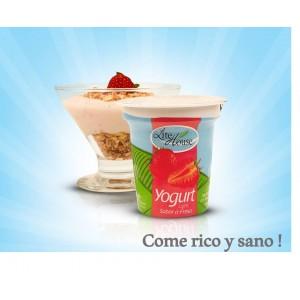Yogurt Cuchareable Fresa (light)