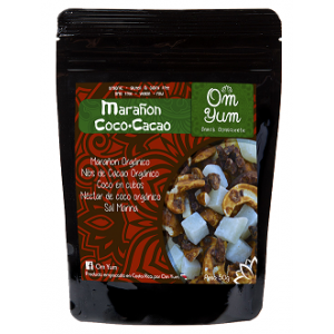 Snack Om Yum Marañon-Cacao-Coco (40 g)