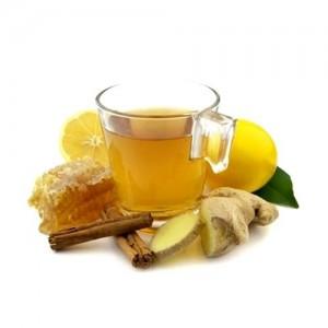 Té Verde con Jengibre y Miel St. Dalfour