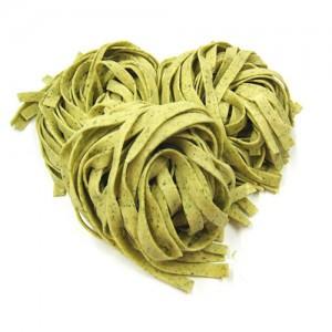 Pasta Fresca Espinaca Orgánica Fetuccini