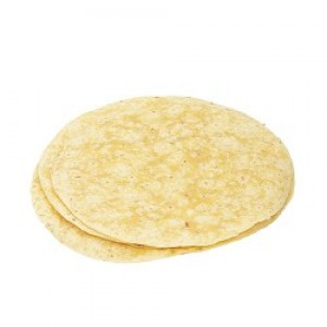Tortillas Caseras de Maiz Orgánico