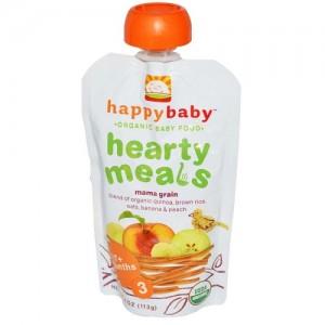 Happy Baby Paso-3 Mamma Grain (Fruta , Avena y Quinoa)