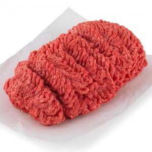 Carne Molida de Res 90%/10%